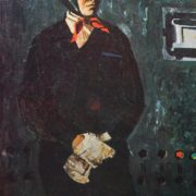 Assistant to the operator of the Oil Industry Olga Kudrets. 1963