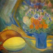 Flowers and melons. 1912-1913