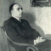 Hero of Socialist Labor, Academician A.N. Nesmeyanov. 1951