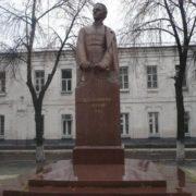 Lenin as a schoolboy. 1949. Ulyanovsk