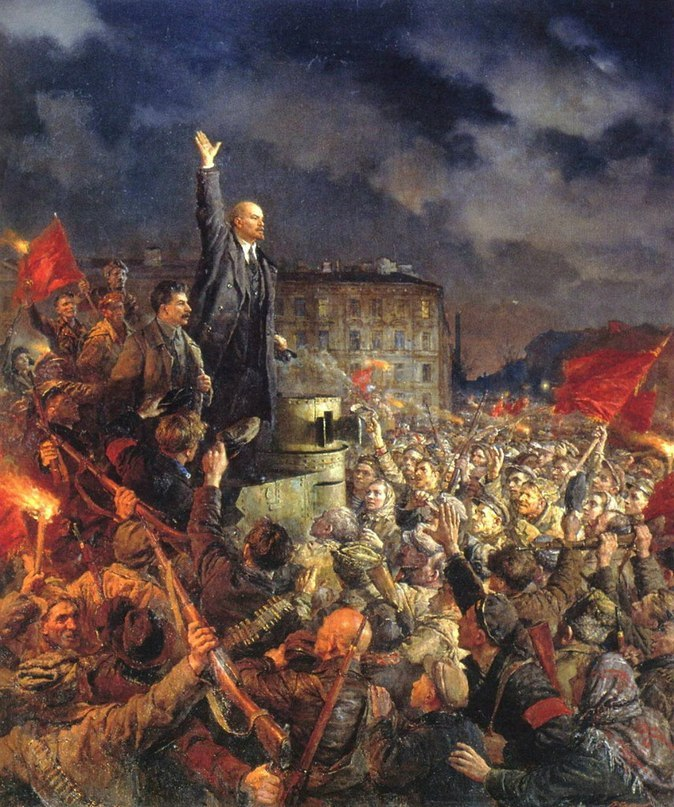 Live long October revolution. 1951