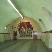Opened on 29 April 1960 Frunzenskaya Peterburg (Leningrad) metrostation