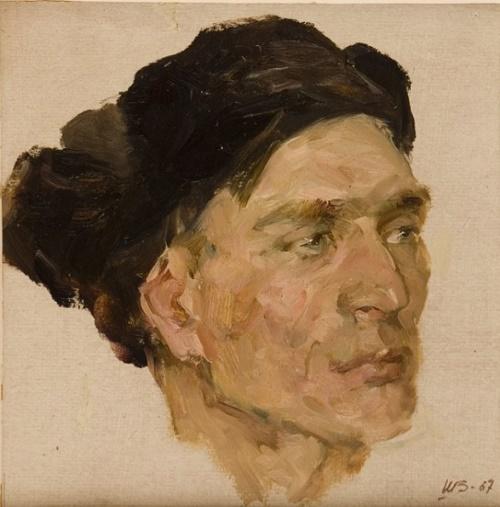 Portrait. 1967