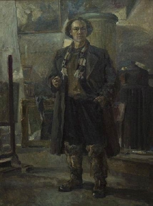 Self-portrait. 1941