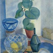 Still life with crystal. 1919