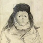 Vanya, village boy. 1949