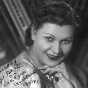 1941 signed photo