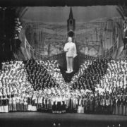 A song about JV Stalin. The Bolshoi Theatre. Moscow. December 1949