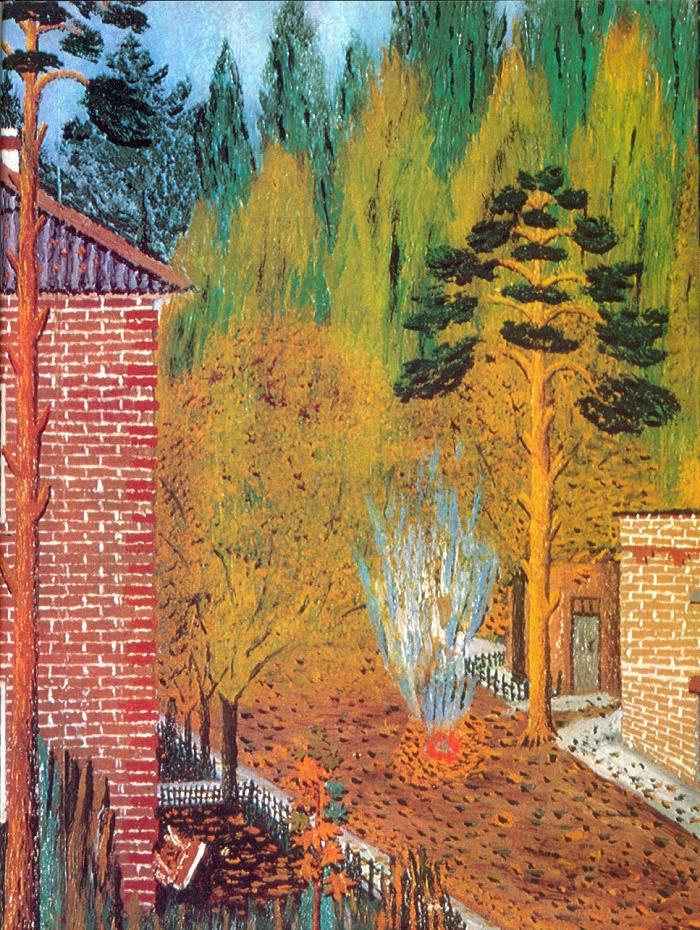 Autumn. 1976. N.A. Rzhevsky