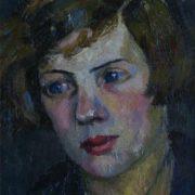 Elder sister. 1930s