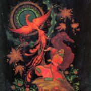 Firebird - a fairy tale from childhood