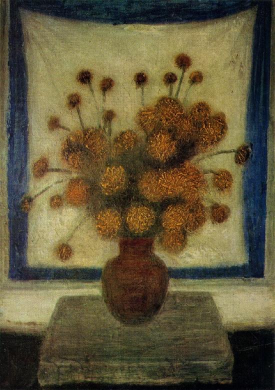 Soviet artist Alexey Dmitrievich Sokolov 1912-2004