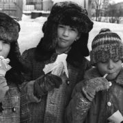 Guys from Medvedkovo. Early 1990s