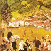 Haymaking. 1976. N.S. Mdivani