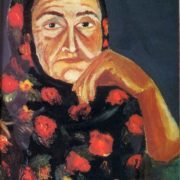 M. Dzhafarov. Mother. 1972