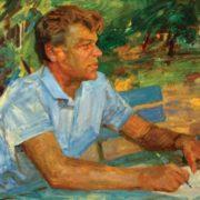 M.D. Om, poet. 1986