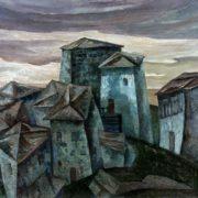 Old Crimea. 1975. Oil, canvas