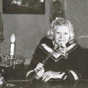 One of the last photos of Shulzhenko