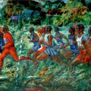 Runners. 1979