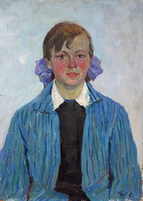 Schoolgirl. 1970s