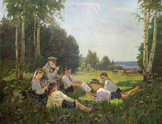 Soviet children