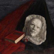 To the memory of Lenin. 1932. Tretyakov gallery