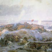 Battle of Stalingrad. 1982 (fragment of the panorama, co-authors N.Ya. Bout, V.K. Dmitrievsky, P.T.Maltsev, G.I.Marchenko, M.I.Samsonov, F.P.Usypenko)