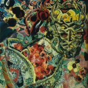 Fertility. 1969. Oil on canvas. Art Fund of the USSR
