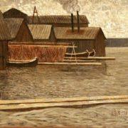 Fishing berths. 1974-1978