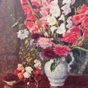 Gladioluses