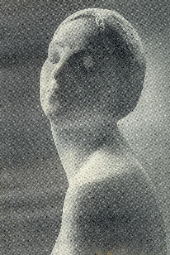 Soviet Latvian sculptor Teodor Zalkaln 1876-1972