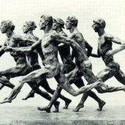 Marathon. 1981. Bronze
