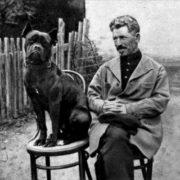 Old photo of Mitrofan Grekov (15 June 1882 - 27 November 1934)