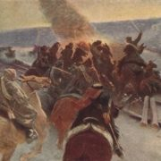 Taking Novocherkassk. 1925 The State Museum of the Revolution