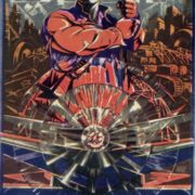 We will respond to the frenzied armament of the capitalists by rallying the ranks around the party of Lenin. Poster. 1930