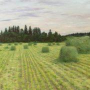 White Night. Haymaking