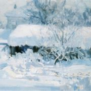 Winter morning. 2001
