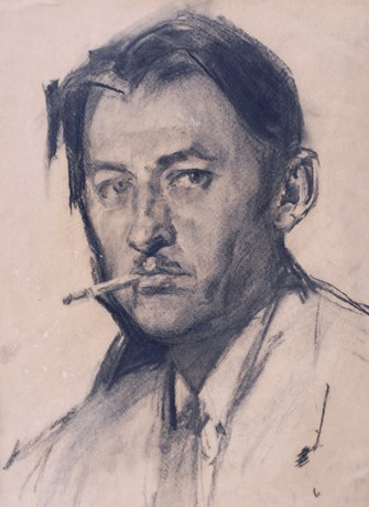 1955 Self-portrait
