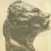 Andrey Belyi. 1918. Gypsum