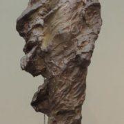 Berezka (little birch tree). Bronze. 1927. The State Tretyakov gallery