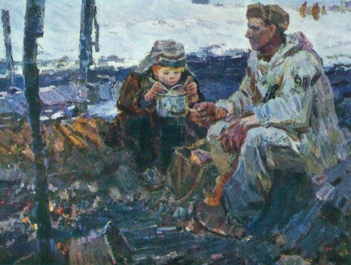 Alyoshka. 1962