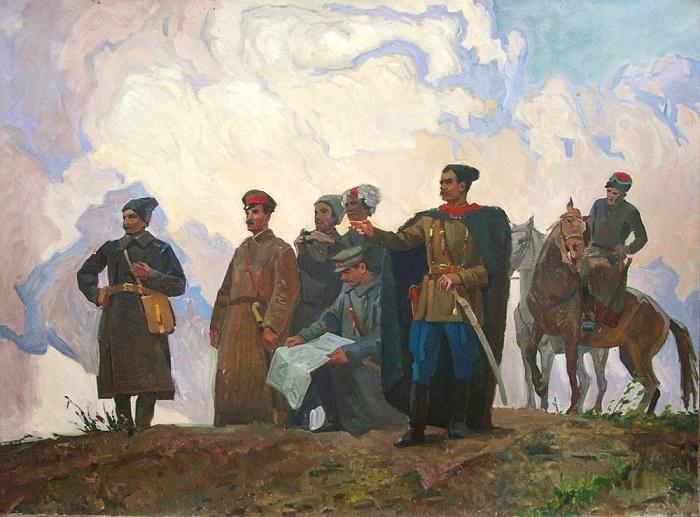 Vasily Ivanovich Chapaev. 1967