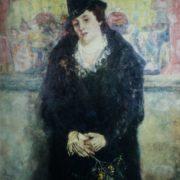E.K. Galperina, portrait
