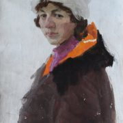 Female portrait. 1979