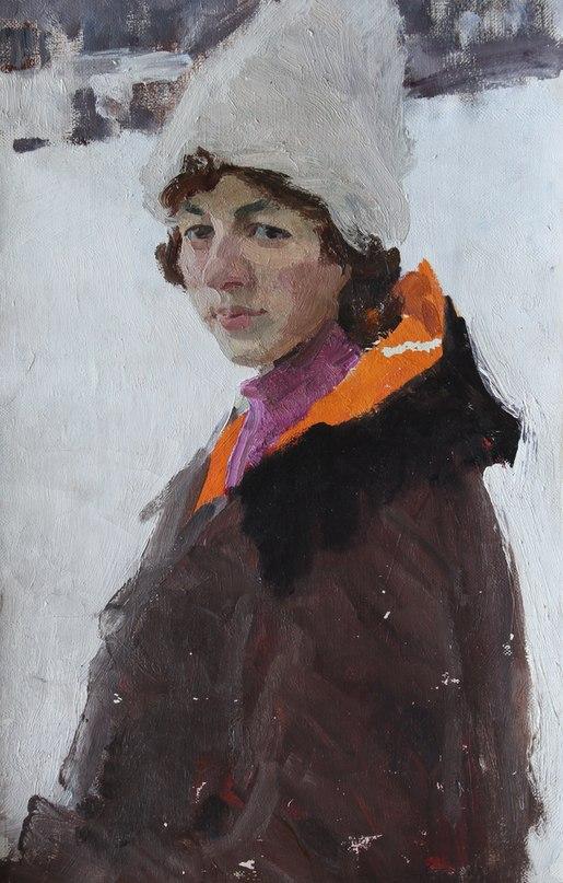Female portrait. 1979
