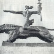 Fragment of the Victory Monument. 1979. Gori