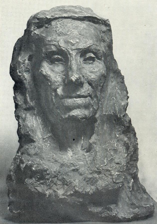 Izergil. 1904. Gypsum