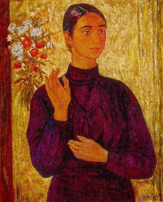 Soviet Estonian artist Uno Roosvalt (born 22 August 1941, Tallinn)