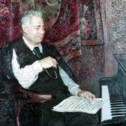 L.P. Kiryukov. 1950s