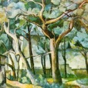 Landscape. 1910-1920s